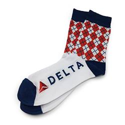 Argyle Dress Socks Thumbnail