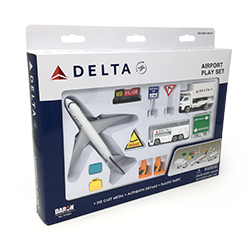Delta Air Lines Playset Thumbnail