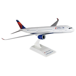 Delta A350 1/200 Scale Model Thumbnail