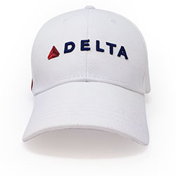 White Supergraphic Hat Thumbnail