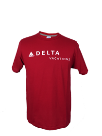 Delta Vacations - Create the Stories Tee Thumbnail
