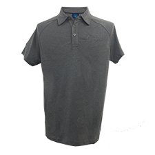 Men's Heather Polo Thumbnail