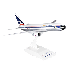 SM The Spirit of Delta 767-200 1/200 Scale Model Thumbnail