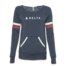 Ladies Eco-Fleece Sweatshirt Thumbnail