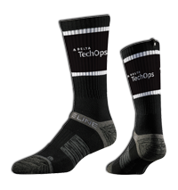 Black Sport Socks Thumbnail