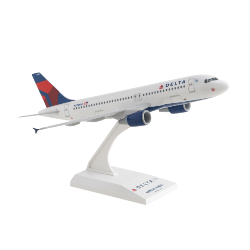 SM Delta A320/150 New Livery REG # N376NW Thumbnail