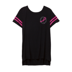 BCRF Women's Black Shirt Thumbnail