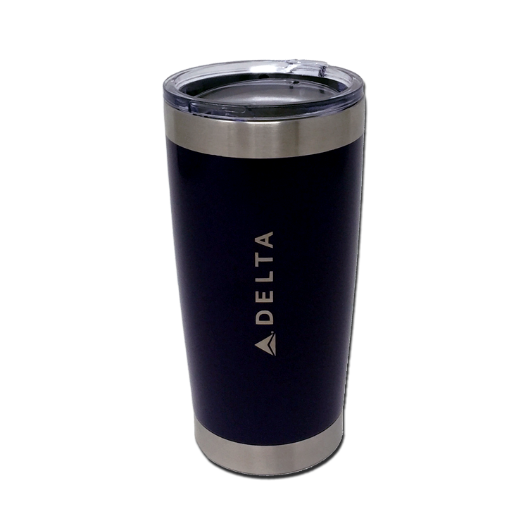 Passport Plum 20oz Stainless Tumbler