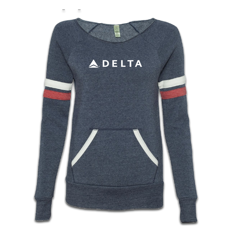 Ladies Eco-Fleece Sweatshirt
