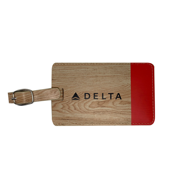 Breezy Luggage Tag
